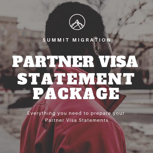 Partner-Visa-Statement-Package-copy Ultimate Partner Visa Guide